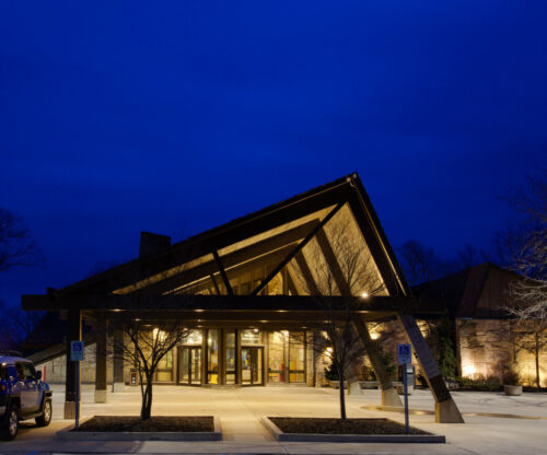 Mohican Lodge exterior